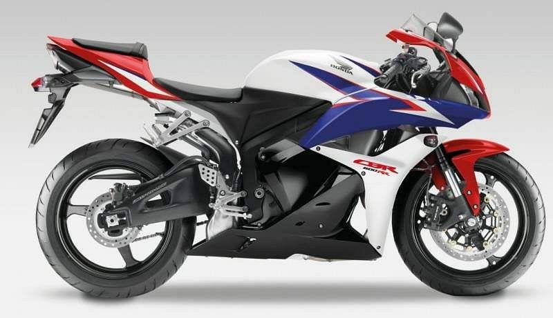 Honda CBR 600RR (2010)
