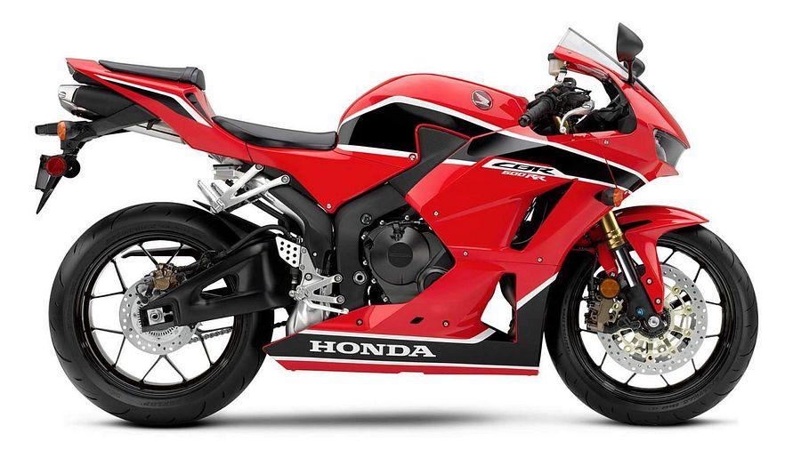 Honda CBR 600RR (2018)