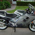 Honda CBR 1000F (1990)