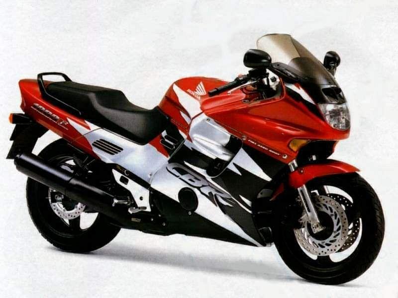 Honda CBR1000F (1996)
