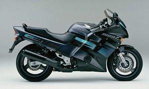 Honda CBR1000F (1998)