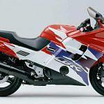 Honda CBR1000F (1997)