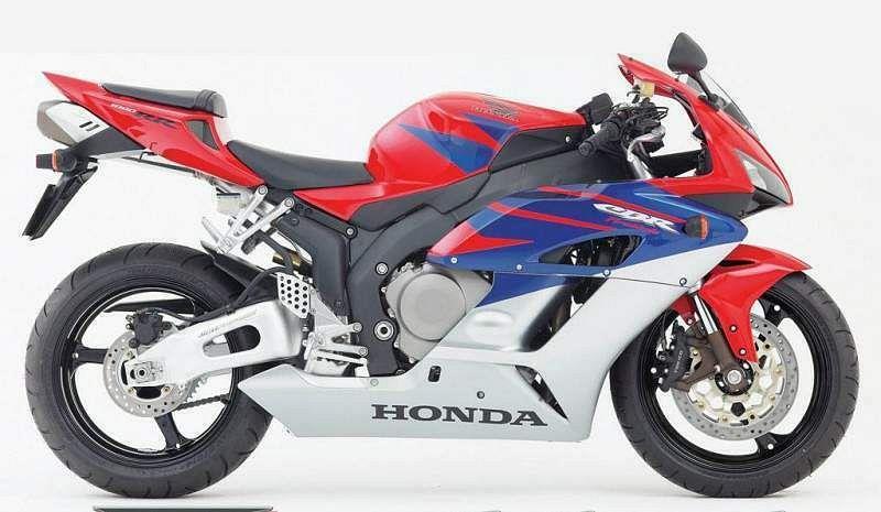 Honda CBR1000RR (2005)