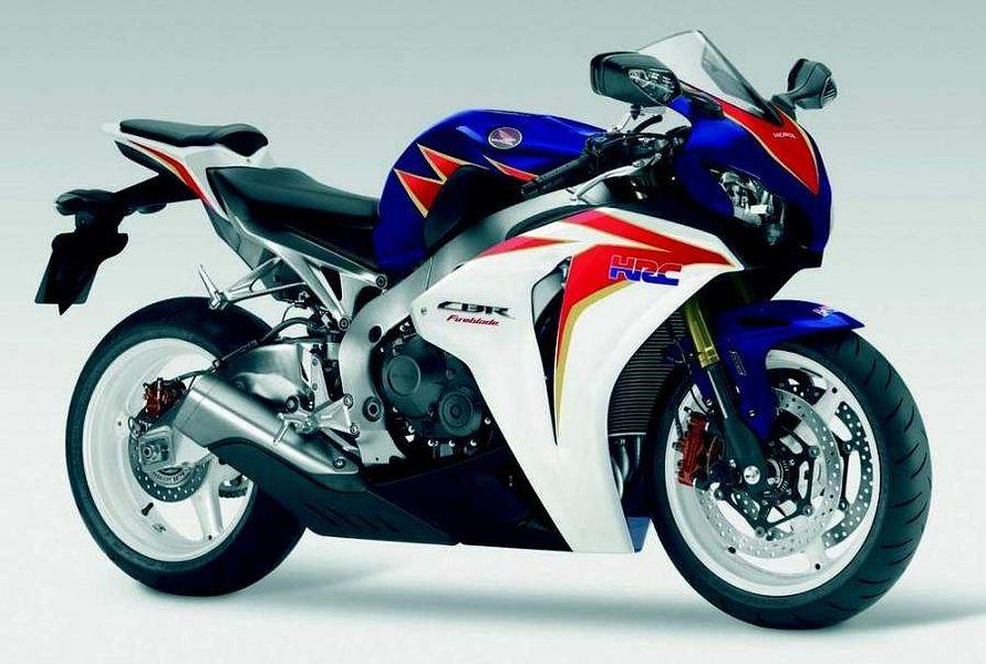 Honda CBR 1000RR Fireblade (2011)