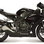 Honda CBR1000RR Fireblade Black Edition (2016)