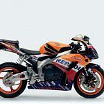 Honda CBR 1000RR Fireblade Repso Rep (2007)
