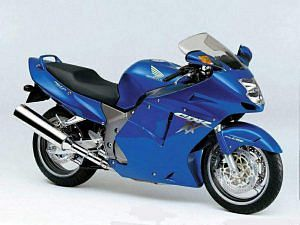 Honda CBR 1100XX (2004)
