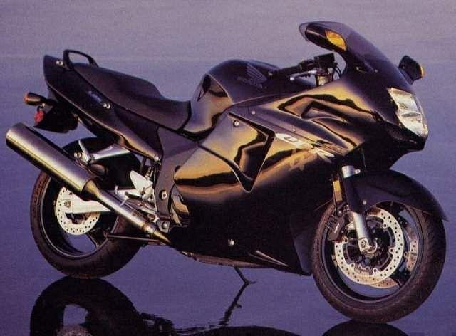 Honda CBR1100XX (1998)