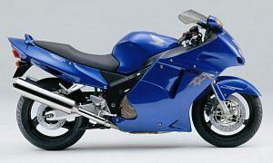 Honda CBR 1100 X (1999)