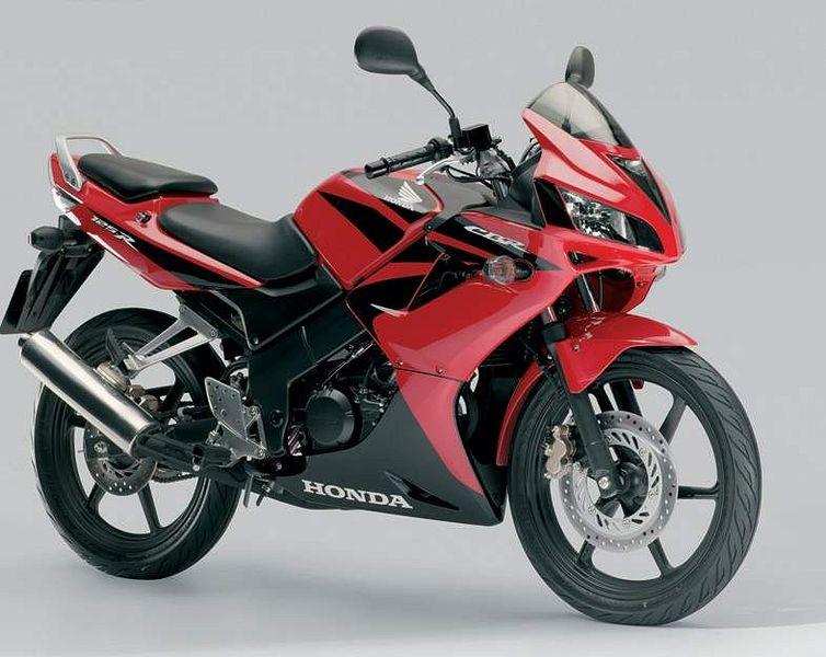 Honda CBR125R (2006)