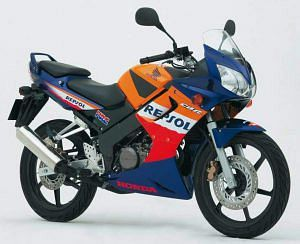 Honda CBR 125R Repsol Rep (2005)
