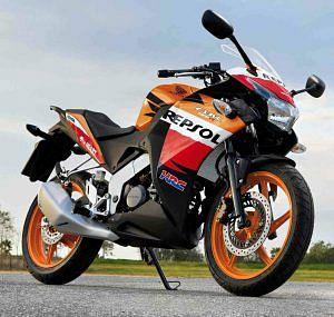 Honda CBR125 (2012)