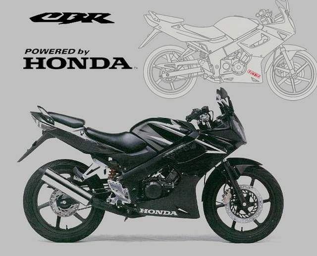 Honda CBR150R (2002-04)