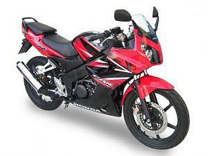 Honda CBR 150R (2005-07)