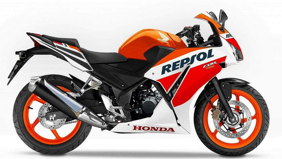 Honda CBR150R (2014-16)