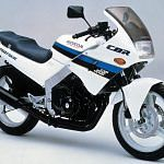 Honda CBR400 (1986)