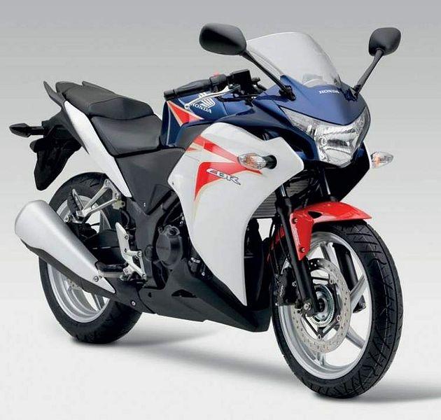 Honda CBR250RR (2011-12)