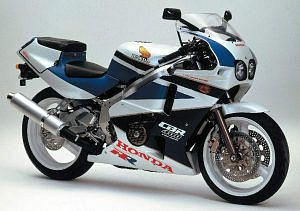Honda CBR400RR (1990)
