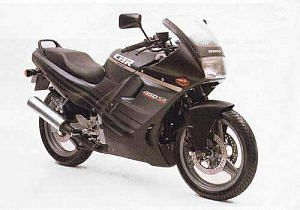 Honda CBR250RR (1989-90)