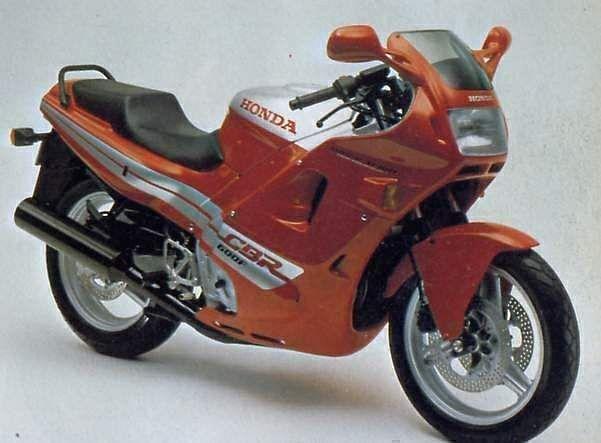 Honda CBR600F (1988)