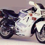 Honda CBR600F (1989)