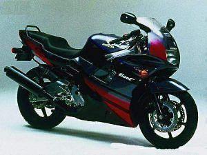 Honda CBR 600F2 (1992)