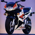 Honda CBR 600 F2 (1993)