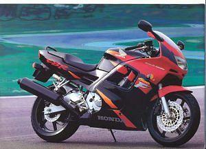 Honda CBR600F3 (1995)