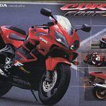 Honda CBR 600F4 (2000)