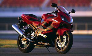 Honda CBR 600F (2001)