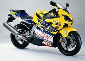 Honda CBR600 F4i Sport Rossi Limited Edition (2002)