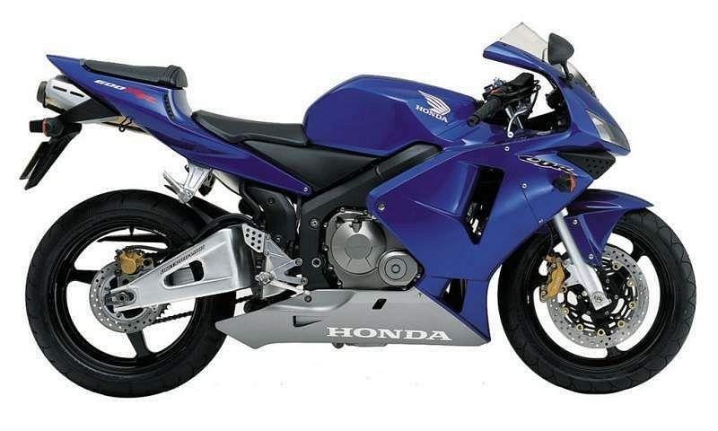 Honda CBR 600RR (2004)