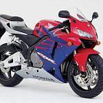 Honda CBR 600RR (2005)