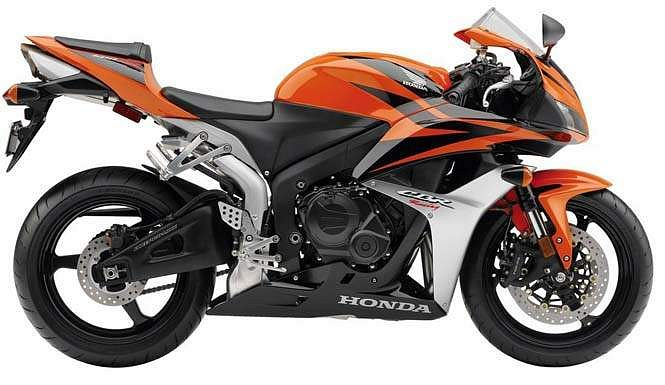 Honda CBR600RR (2008)