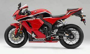 Honda CBR 600RR (2017)