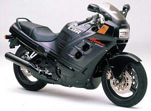 Honda CBR750 Super Aero (1988)