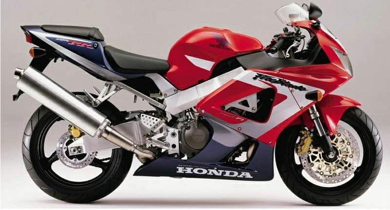 Honda CBR 929 RR (2001)