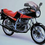 Honda CBX125F (1984-85)