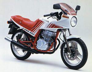 Honda CBX125F (1988-90)