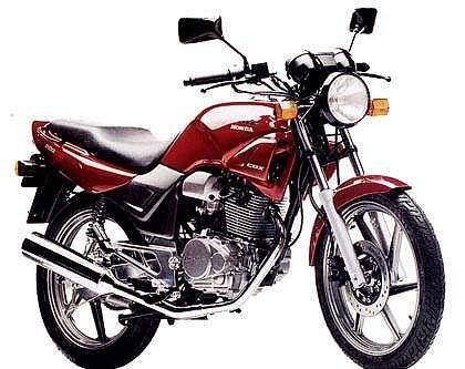 Honda CBX250 TWister (1997-01)