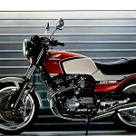 Honda CBX 400F2 (1984-85)