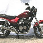 Honda CBX 650SC Night hawk (1982-85)