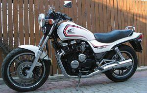 Honda CBX 650E (1982-85)