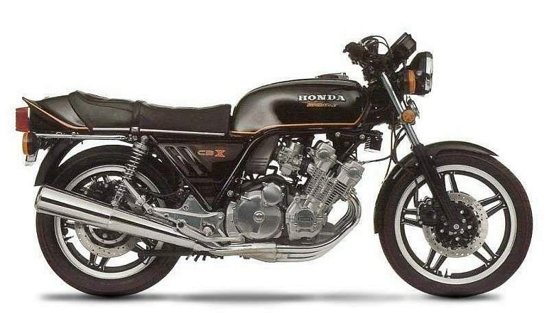 Honda CBX1000 (1980)