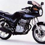 Honda CBX125F (1991-93)