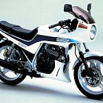 Honda CBX250 (1985)