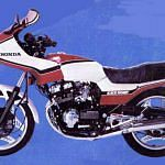 Honda CBX550F2 (1982-86)