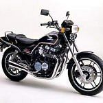 Honda CBX650 Custom (1982)