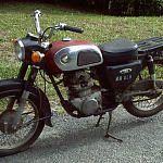 Honda CD175 (1976)