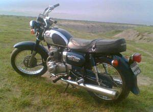 Honda CB200 (1980)